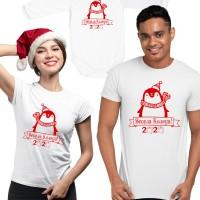 Весела Коледа! Пингвин - семеен коледен комплект