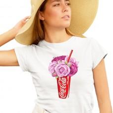 """Дамска тениска """"Шейк от Рози"""""""