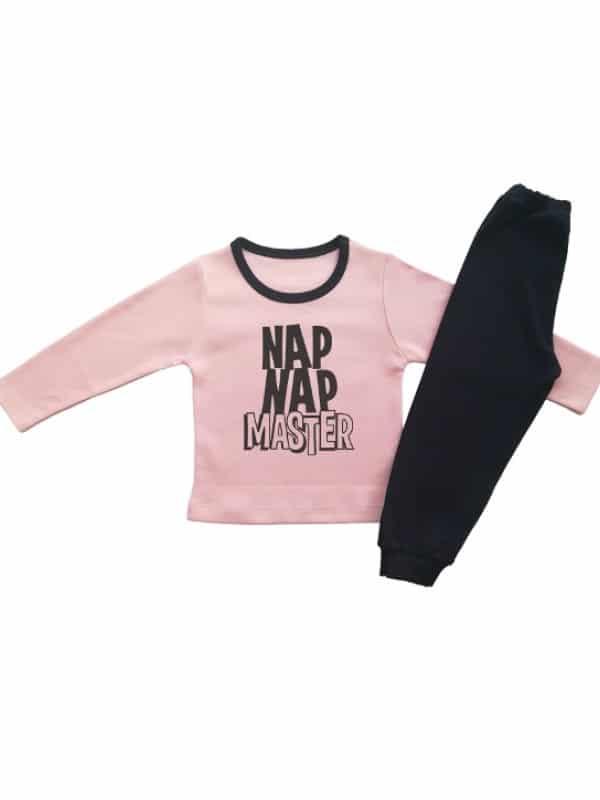Детска пижама NAP NAP MASTER  ЗА МОМИЧЕ