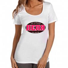 Дамска тениска с надпис за леля