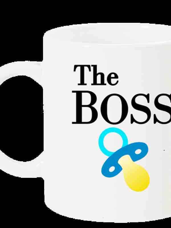 """Чаша """"The BOSS"""""""