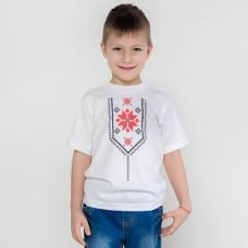 Детска тениска с шевици Яка