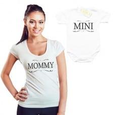 """МАМА и АЗ комплект - """"MOMMY & MINI"""""""