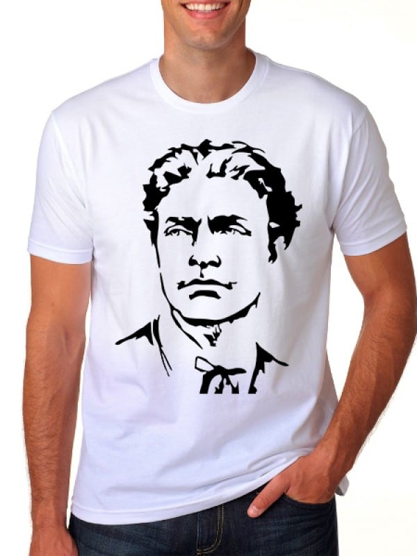 """Мъжка тениска """"Васил Левски"""""""